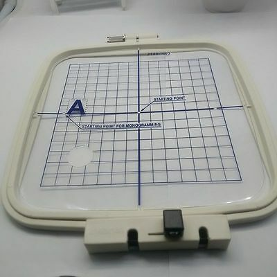 """Standard Large Embroidery Hoop 140mm x 140mm 5.5"""" x 5.5"""" Janome MC200E"""