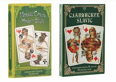 Mlle. Lenormand Wahrsagekarten ⚜ Cartomancy Deck ⚜ Jeu du destin 36 Cards