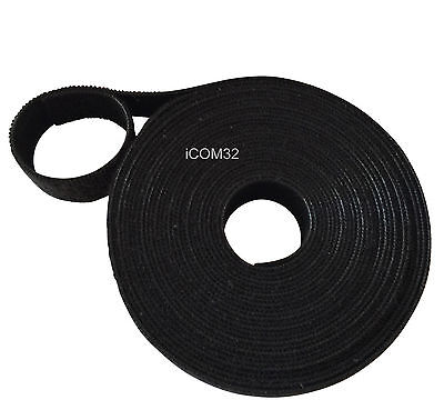 VELCRO® Brand Hook and loop ONE-WRAP® back to back Strapping 1CM W X 10Ms