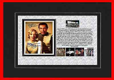 Space 1999 Tv Classic Mounted Display