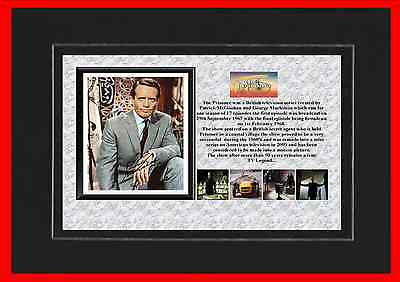 The Prisoner Tv Classic Mounted Display