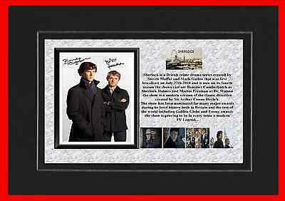 Sherlock Tv Classic Mounted Display