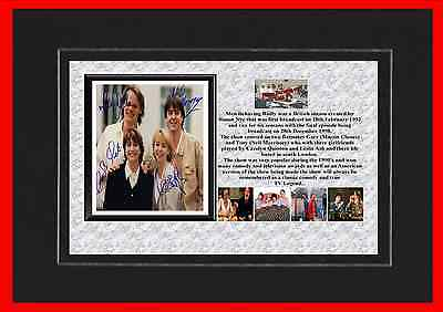 Men Behaving Badly Tv Mounted Display