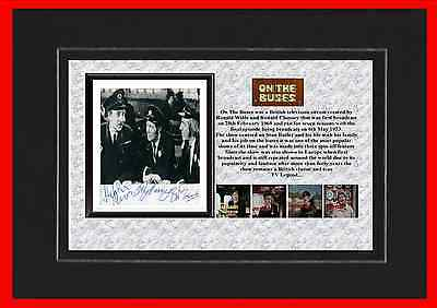 On The Buses Tv Mounted Display