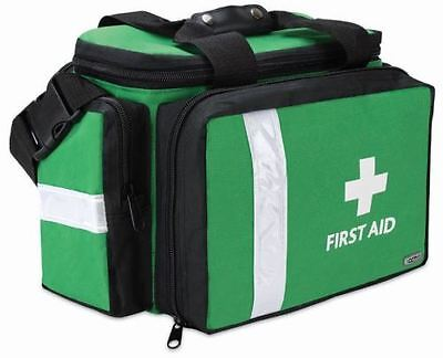New Kitted Compact Highly Durable Paramedic Kit Bag, First Aid,first Responder