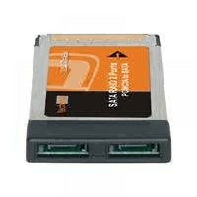 Techsolo  TN-220 eSATA PCMCIA Card