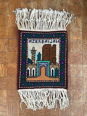Rare Azerbaijan Carpet - Antique