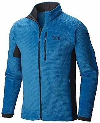 Mountain Hardwear Monkey Man, Maglia in Pile Uomo, Blu (Dark Compass), M