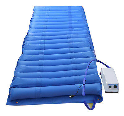Air Mattress Alternating Pressure Pump Pad Medical Bed Overlay Hospital Sale