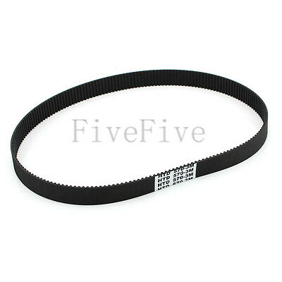 HTD3M-570 Synchronous Wheel Timing Belt 10mm 15mm Width 3mm Pitch 190 Teeth