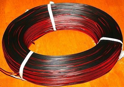5M Led Strip Light Extension Connector Wire Cable Cord Red Black Flexible