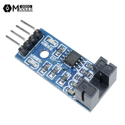 Slot Type Optocoupler Module LM393 3.3V-5V Comparator Slot-Type For Arduino