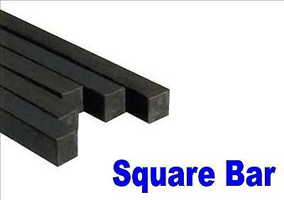 SQUARE BAR STEEL BOX 4mm 5mm 6mm 8mm 10mm 12mm YOU CHOOSE QUANTITY