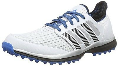 Adidas Climacool  White/Black Golf Shoes M-Width Q44598