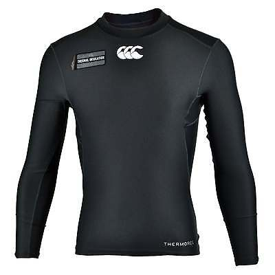 Thermoreg Junior Long Sleeved Baselayer Top - Black