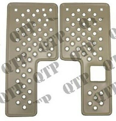 Fordson SUPER Major Tractor Foot Plate Pair-Steel LH & RH