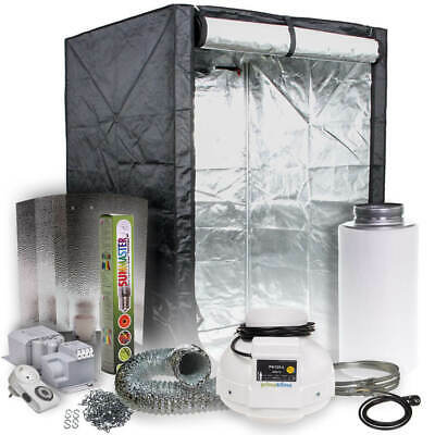 Hydro Shoot Grow Box HS120 Set - 600W