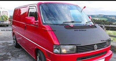 VW Transporter T4 Short Nose Bonnet Bra(Full) Viniyl