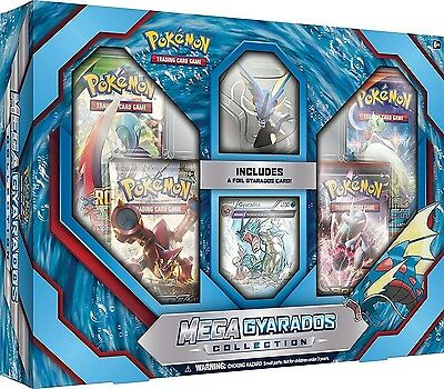 Mega Gyarados Collection Box - Pokemon TCG