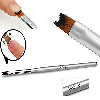 Professional Nail Art Painting Drawing Brush Pen Acrylic for UV Gel French Manic