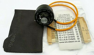 New Airbag Srs Test Resistance Resistor Ohms Ohm Load Testing Fault Finding Kit