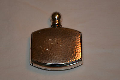 Antique Perfume Bottle Manufactured in 835 Silver