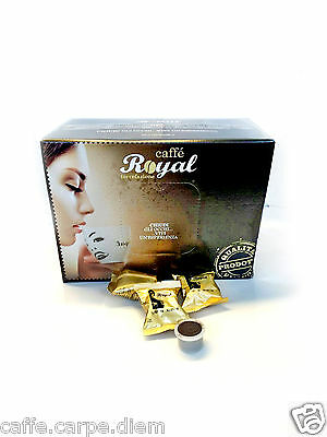caffe 10 Capsule compatibili UNOSYSTEM ILLY & KIMBO coffee compatible ROYAL