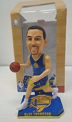 Golden State Warriors Klay Thompson #11 Player Bobble Head forever Collectibles