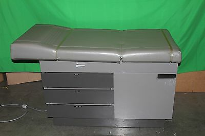 Ritter 104 (100-025) Medical Exam Procedure Bed - Table - Chair -  GOOD, CLEAN