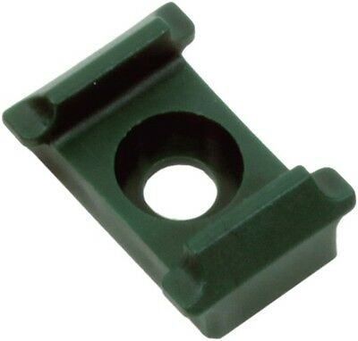 Support bracket green to Double bar mat & Bar gate for Corner posts 60/60