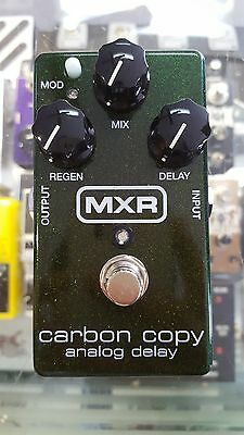 MXR Carbon Copy Analog Delay Electric Guitar Effect Pedal - Brand New - In-stock