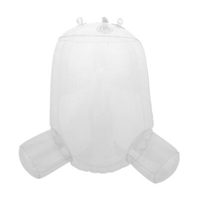 Stable Buttock Shape Model Mannequin for Pants Diaper Table Display Clear M