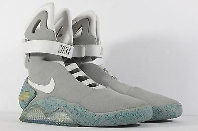 buy popular 2fd39 b829b 2011 Nike Air Mag Back To The Future PREOWNED Size 10 417744 001