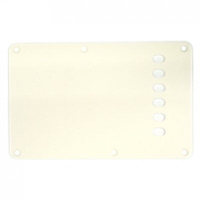 Stentor Backplate for Strat - White