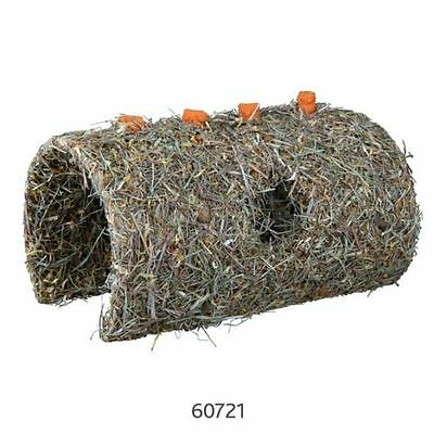 Hamster Rat Guinea Pig Rabbit Natural Organic Eatable Chew Cave Toy by TRIXIE