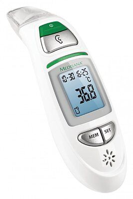 Medisana Infrarot-Multifunktions-Thermometer TM 750 mit LCD-Anzeige