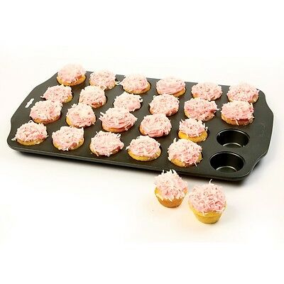 NORPRO 24 MINI NONSTICK MUFFIN CUPCAKE PAN Baking Tray  NP3933 N