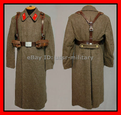 Sz.48-4 Soviet Infantry soldier's daily winter coat and equipment USSR Russian