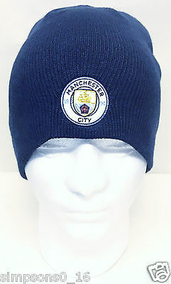Manchester City Hat Beanie Hat Official Football Club Gifts