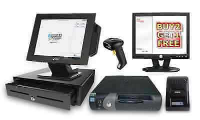 Complete Touchscreen EPoS System Including SimplePOS Software