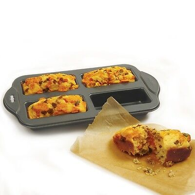 NORPRO NONSTICK MINI LOAF PAN BREAD MEAT PAN TIN Baking Tray  NP3946 N