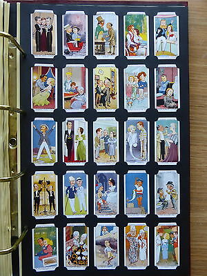 "*1C* Card Collectors Society FULL Reproduction Set  ""SHOTS FROM THE FILMS""  1936"