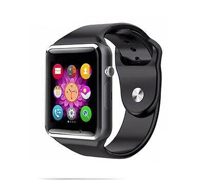 GT08 Bluetooth Smart Wrist Watch Phone Mate For Android IOS iPhone Smartphone