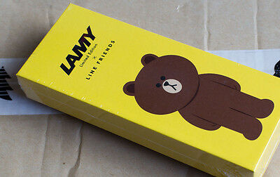 Lamy Line Friends Limited Edition Brown 2015