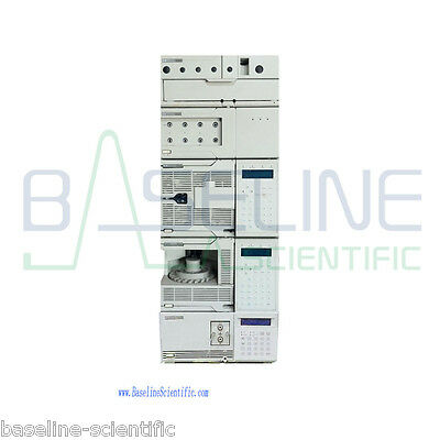 Refurbished HP 1050 VWD HPLC System with Chemstaion and One Year Warranty