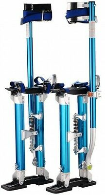 """Drywall Stilts Adjustable 18-30"""" Aluminum Painting Electrician Tool Work Home"""