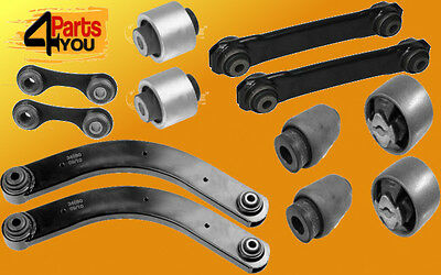 FIAT CROMA OPEL SIGNUM VECTRA C SET KIT ARM WISHBONE BUSHES links SUSPENSION
