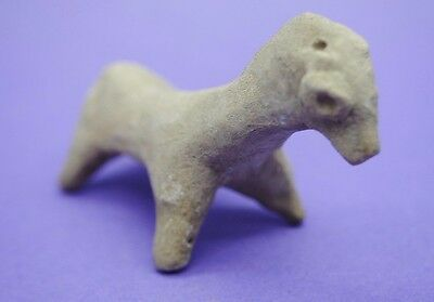 Ancient Indus Valley terracotta animal figurine Bronze Age period 2200 BC