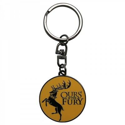 "Game of Thrones Metall Anhänger ""Baratheon"""