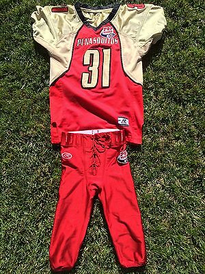Rancho Penasquitos Football Uniform Game Jersey and Pants, Youth Large /  XL